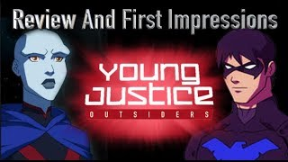 Young Justice Season 3 Review And First Impressions (SPOILER FREE)