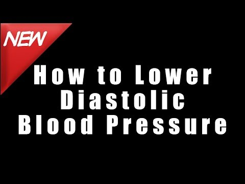 how-to-lower-diastolic-blood-pressure-without-medication