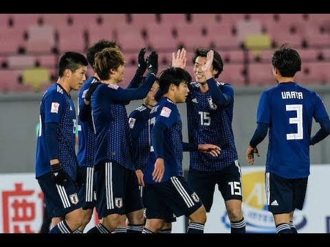 Video: U23 Nhật Bản vs U23 Palestine