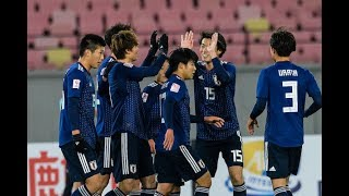 Video Gol Pertandingan Jepang U-23 vs Palestina U-23