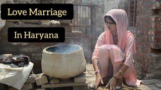 Love Marriage in Haryana ft. Pooja Khatkar Part 2 | Hum Haryanvi Comedy 2019