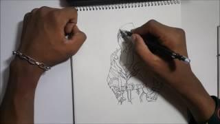 Draw It! Jin Kazama Tekken 7