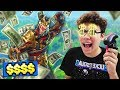 Playing for REAL MONEY *$$$* in Fortnite Battle Royale! (INTENSE)