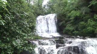 North Carolina, South Carolina, & Tennessee Waterfalls