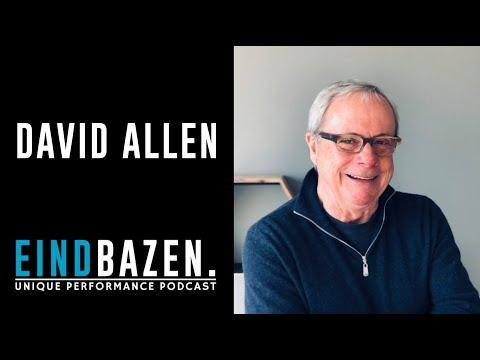 #138 David Allen - Getting It Done A Second Round