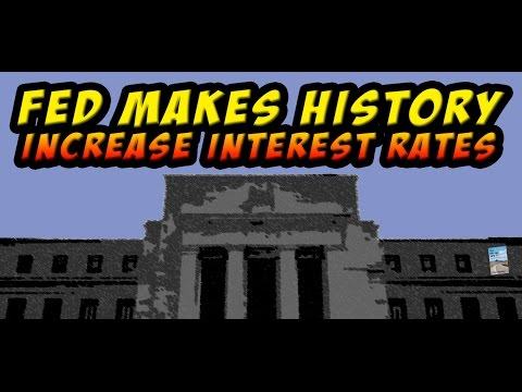 Fed RAISES Interest Rates! What Will Happen to the Global Economy?