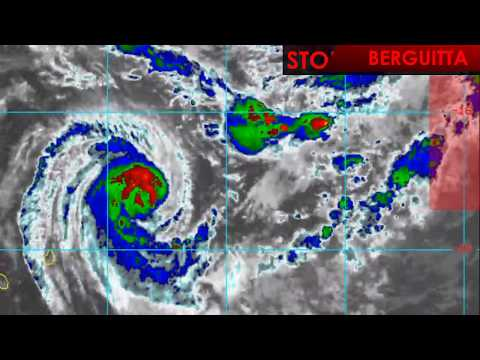 Tropical Cyclone Berguitta FINAL UPDATE | Mauritius and Reunion to get direct strike