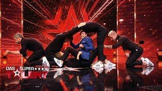 Crazy! Bei diesen Jungs geht die Post ab   Das Supertalent 2018   Sendung vom 10.11.2018
