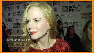 NICOLE KIDMAN MORTIFIED about GLOBES SNUB -  Hollywood TV