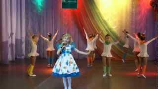 Гран-при Золотой петушок-2012, г. Брест(15-й городской конкурс Золотой Петушок. Песня