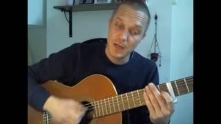 Sexy als ik dans - Nielson gitaar akkoorden + slagje
