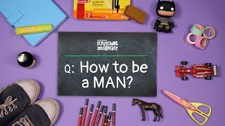 How to be a Man - Scratching the Surface | Vitamin Stree
