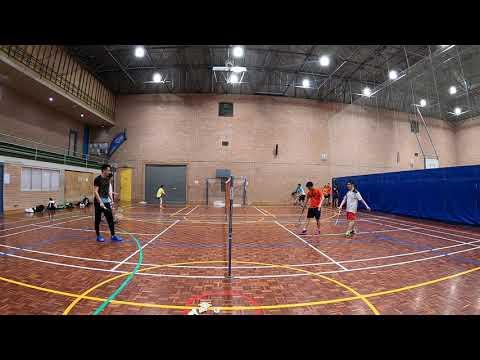 19.12.12 8:30am Sports Hall Game 7 Round 1