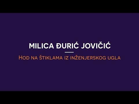 Milica Đurić Jovičić,  Hod na štiklama iz inženjerskog ugla