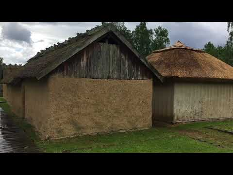 slavic archaeological museum in germany Großraden details