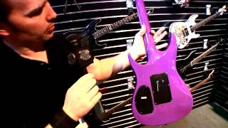 Dean Guitars 2015 N.A.M.M. Highlights - Jackie Vincent Signature Series Electric Guitar