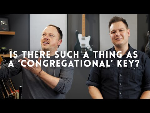 How To Pick Keys For Songs In Church // Worship Leader Wednesday