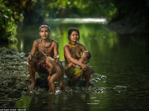 Hidden from modern civilization 'Mentawai tribe of Indonesia'