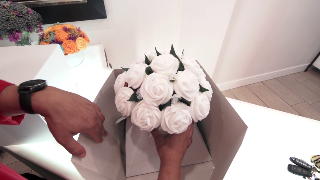 How Do I Transport My Bouquet? - YouTube