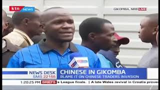 Traders in Gikomba market cry over Chinese entry in the market