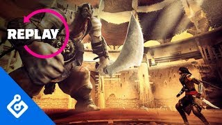 Replay - The Prince Of Persia: The Two Thrones