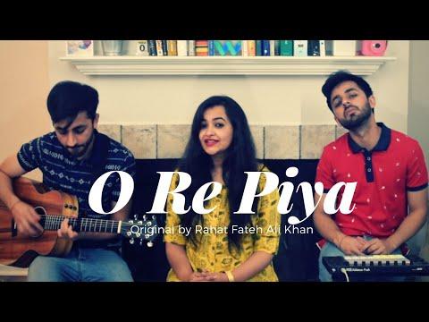 O Re Piya (Looping Cover) - Female Version | Rahat Fateh Ali Khan | Madhuri Dixit | Aaja Nachle