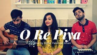 O Re Piya (Looping Cover) - Female Version   Rahat Fateh Ali Khan   Madhuri Dixit   Aaja Nachle