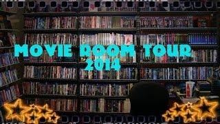 #209 - Movie Room Tour 2014
