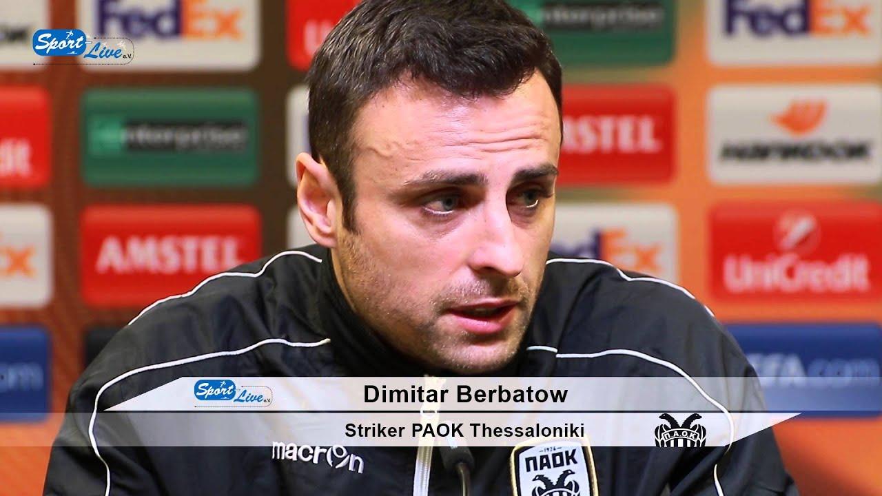 Borussia Dortmund - PAOK Thessaloniki: Pk mit Dimitar Berbatow und Igor Tudor