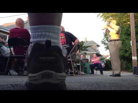 Brian Vincent and Richard at McShawn's Pub - Cranston, RI