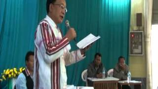 ZOMI 3 Census Conference Kaolay 24- 1 - 2014