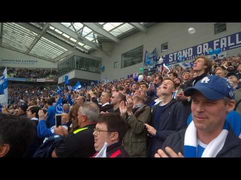 Good Old Sussex By The Sea - Brighton and Hove Albion Promotion Party