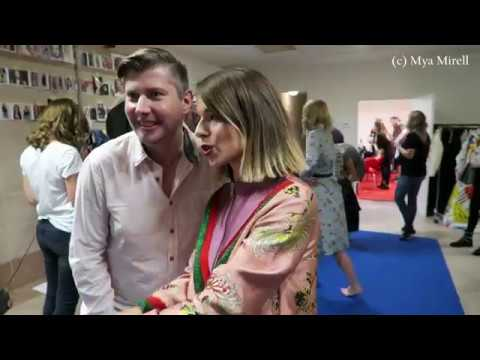 ROZBORA COUTURE backstage video - Slovak Live fashion event, october 20th 2017