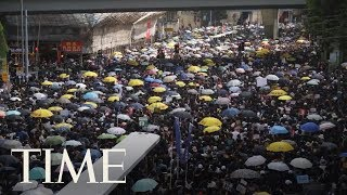 Thousands Take To The Streets Of Hong Kong As Anti-Extradition Protests Continue | TIME