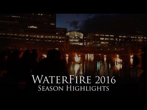 WaterFire Providence | Season Highlights 2016