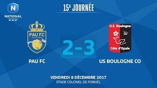 Pau vs Boulogne full match