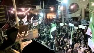 دوما-خافوا الله يا عرب-2012-03-30