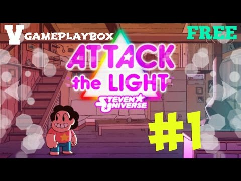 attack-the-light---steven-universe-light-rpg-(by-cartoon-network)-ios-/-android-gameplay-video