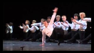 Ансамбль танца «Юный Ленинградец» (JunLen)(Официальное видео ансамбля танца