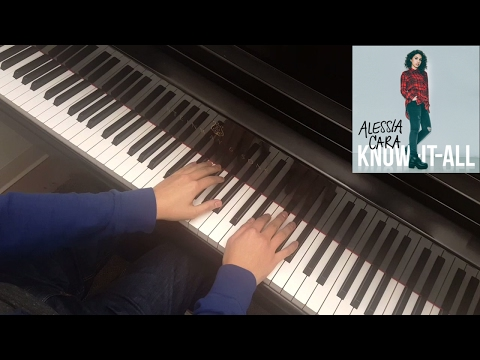 Alessia Cara - River Of Tears (Piano Cover)