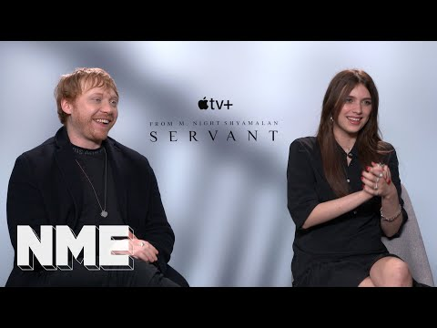 Rupert Grint and Nell Tiger Free | 'Servant' cast spill the beans on season two