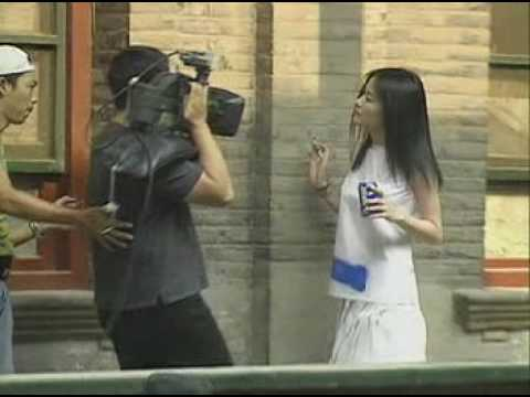 Faye Wong - Pepsi Wish Behind the Scenes