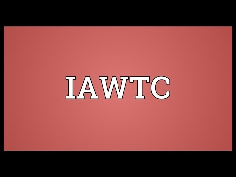 IAWTC Meaning