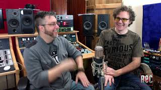 Recording Magazine looks at the Chandler Limited TG Microphone, Part 1