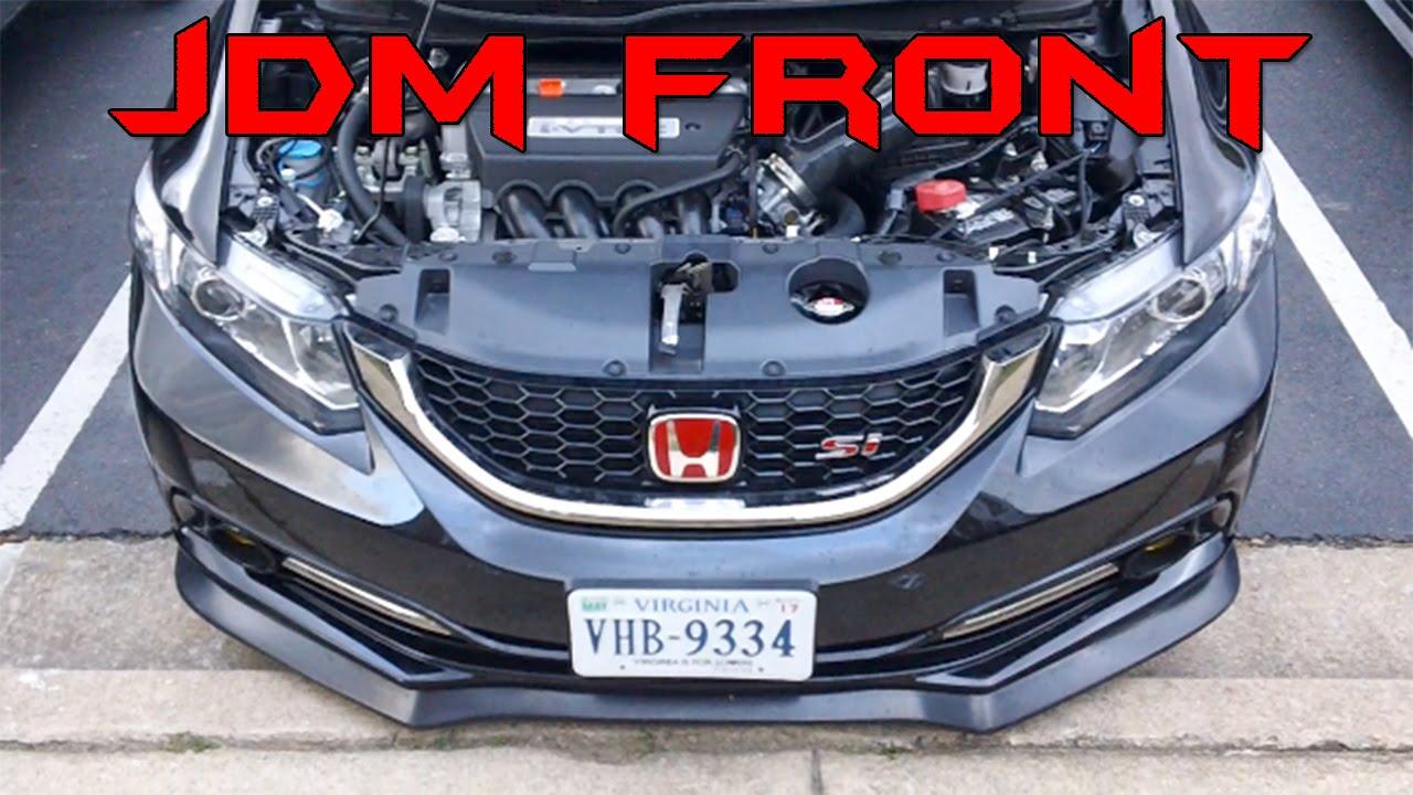 2013 Honda Civic Si Jdm