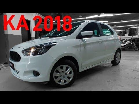 Ford Ka: o melhor compacto? Impressões ao dirigir o modelo 2018