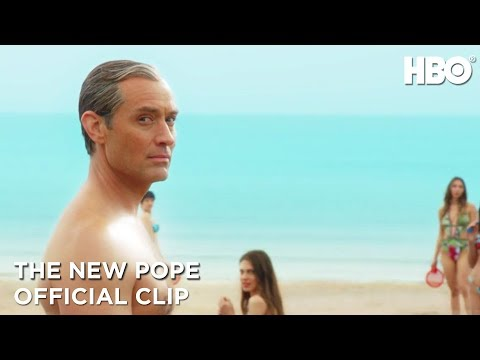 The New Pope: He Has Risen (Season 1 Episode 7 Clip) | HBO