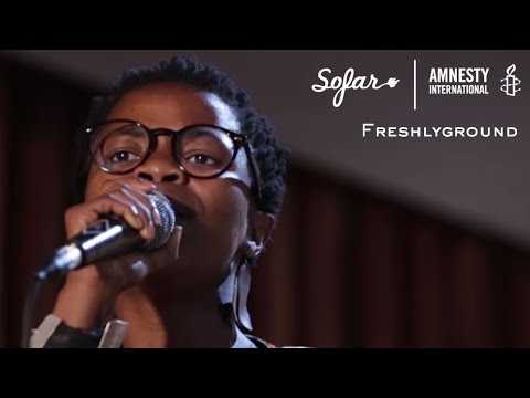 Freshlyground - None Of Us Are Free (Till Everyone Is Free) | Sofar Cape Town - GIVE A HOME 2017