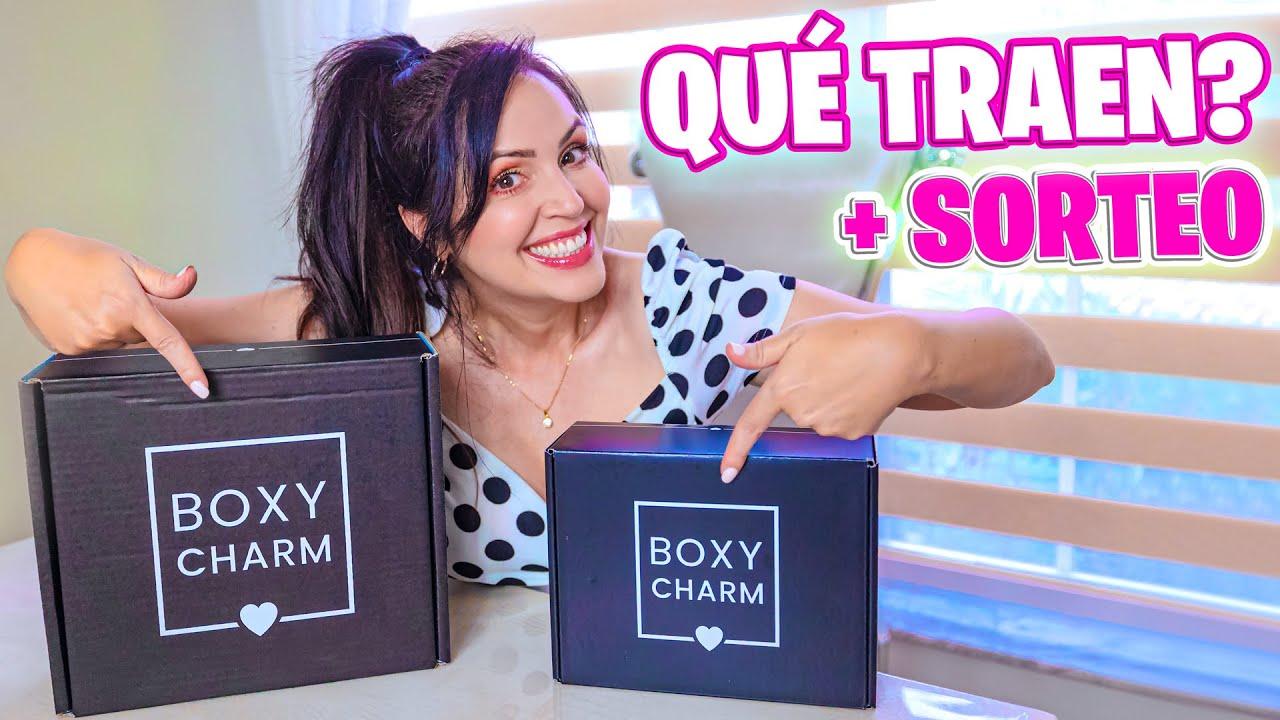 QUE TRAEN LAS CAJAS ESTE MES?! 🔥 SORTEO INTERNACIONAL de MAQUILLAJE 🎁 Sandra Cires Art ft BoxyCharm