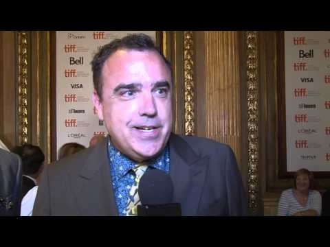 Cake: Patrick Tobin Exclusive TIFF Premiere Interview